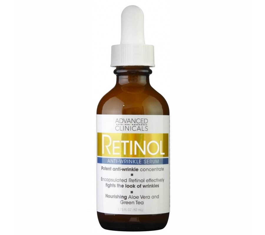 Advanced Clinicals Retinol Serum 52ml
