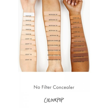 ColourPop No Filter Concealer