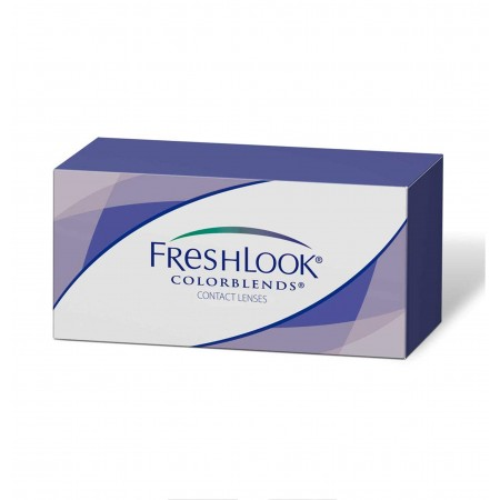Freshlook Contact Lens - Honey