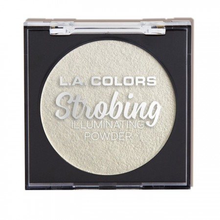 L.A Colors Strobing Highlighter- Gleaming Goddess