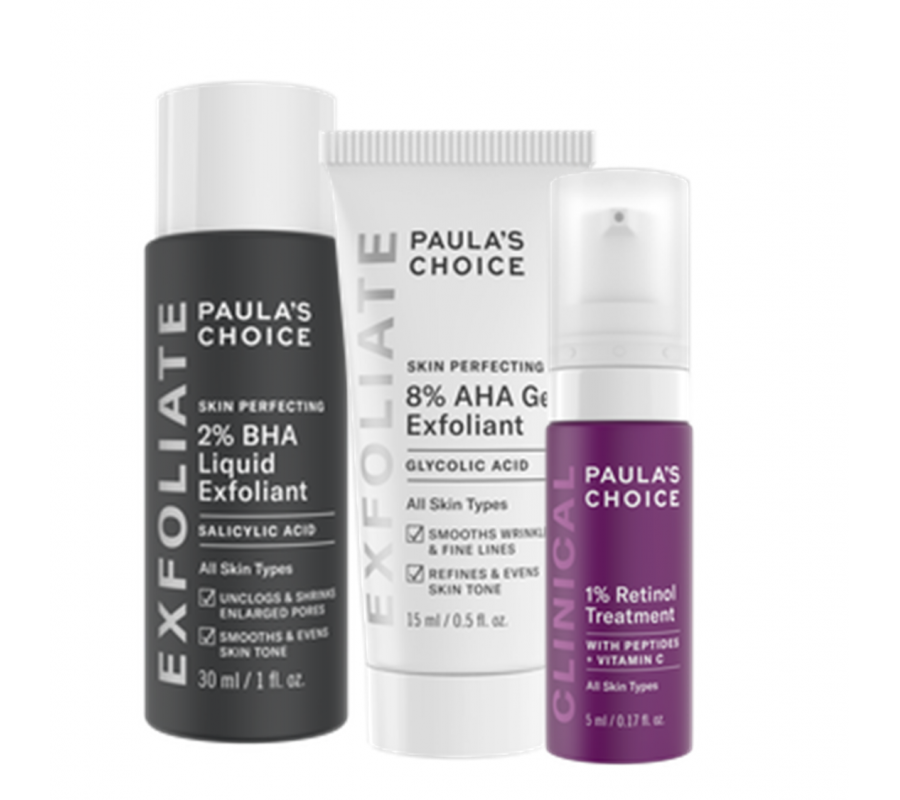 Paula's Choice Anti Aging Mini Kit
