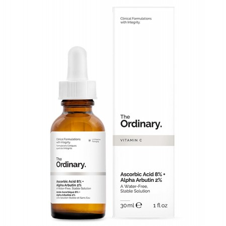 The Ordinary Ascorbic Acid 8% + Alpha Arbutin 2%( 30ml )