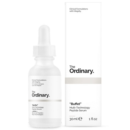 The Ordinary Buffet Peptide Serum